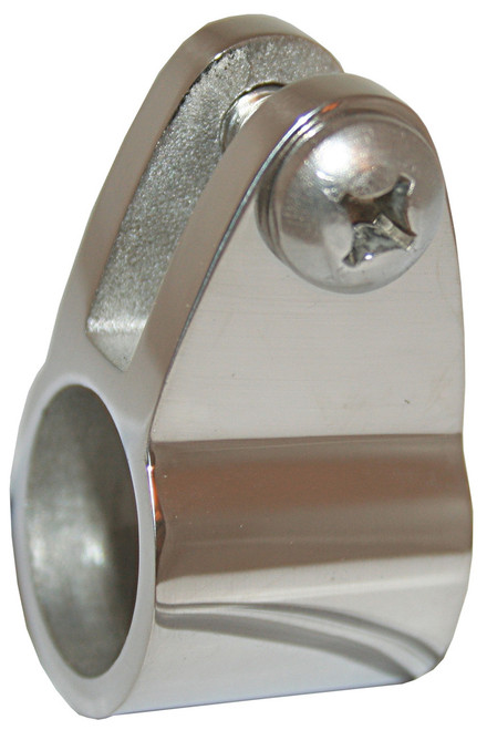 Canopy Tube Clamp SS 25mm
