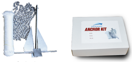Anchor Danforth Kit 10LBS