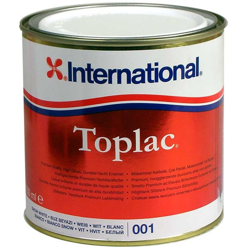 Toplac Snow White 1 litre
