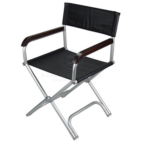 Folding Black Chair