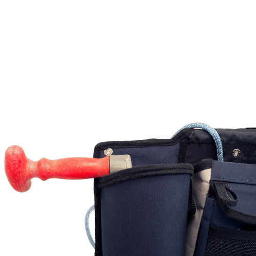 Robship Rope Bag with Winch Pocket - Large
