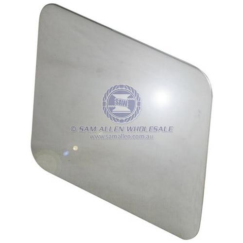 Mirror Signal Stainless Steel