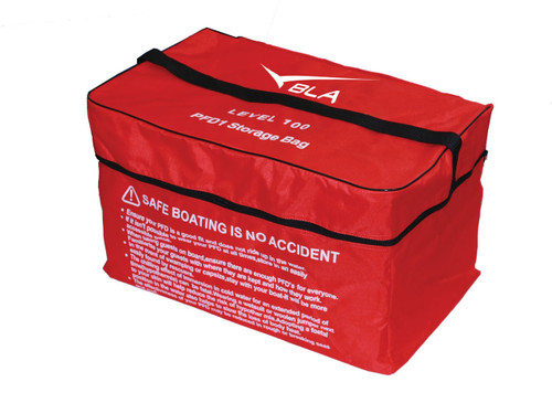 PFD Storage Bag x 4 Lifejackets