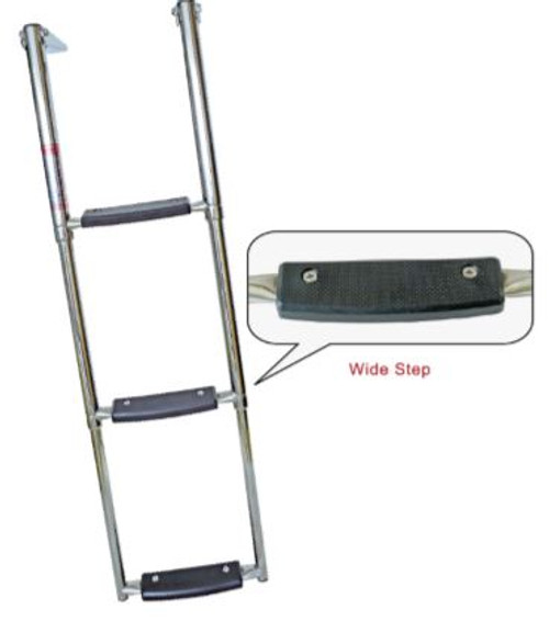 Ladder 3 Step with Wide Step