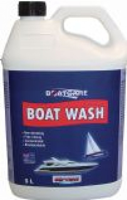 Boat Wash & Wax 5Litre