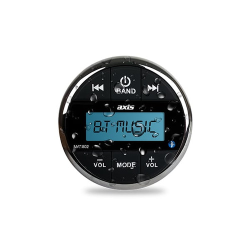 Axis AM/FM Radio with USB - Large
