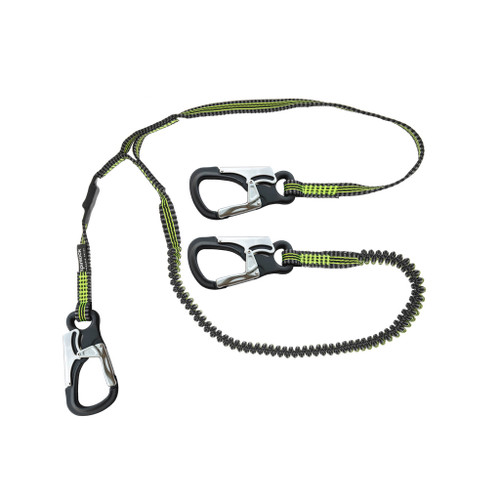 Spinlock 3-Clip Performance Safety Line