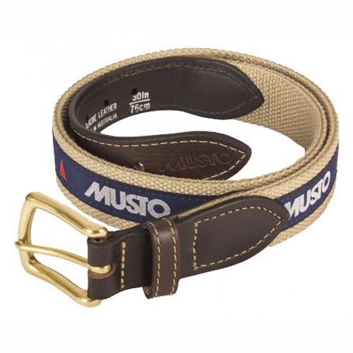 Belt - Musto Logo