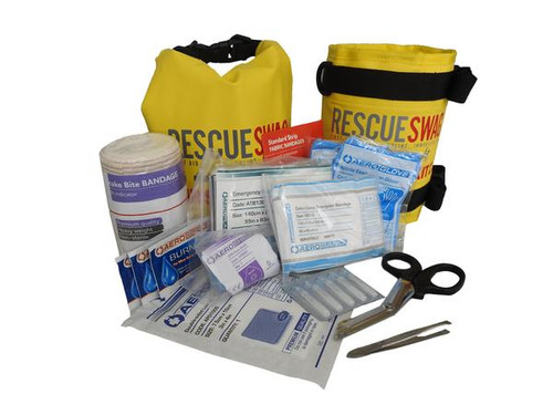 First Aid Kits - Explorer Rescue Swag