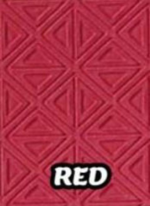 Diamond Deck Red - 310mm x 85mm x 5mm