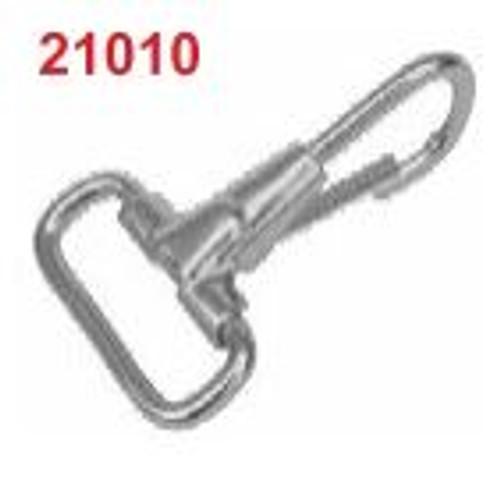 Webbing Snap Hook Stainless Steel 25mm