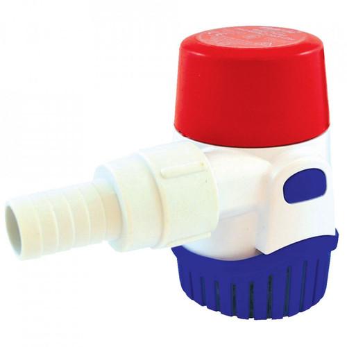 Rule 500 GPH Automatic Water-Sensing Bilge Pump 24v