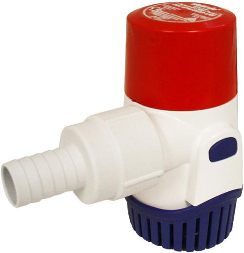Rule 1100 GPH Automatic Water-Sensing Bilge Pump 24v