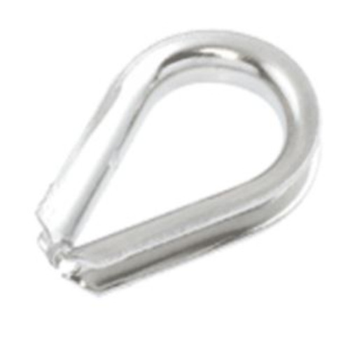 Thimble Stainless Steel 3mm