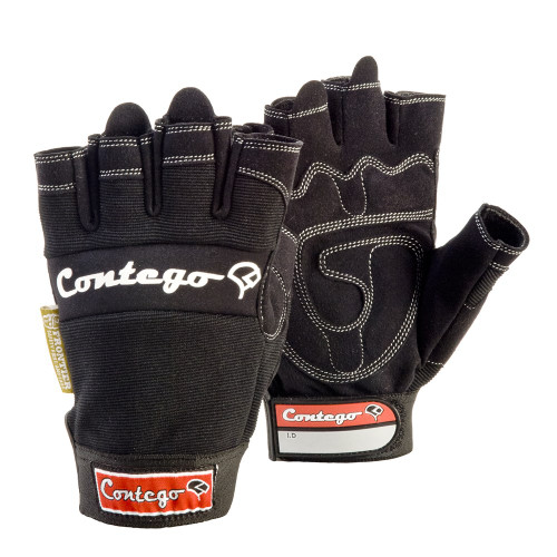 Gloves - Contego Finger-less Medium
