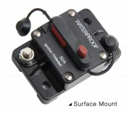 Circuit Breaker Surface Mount 50amp