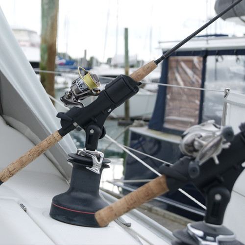 Railblaza Rod Holder II Black