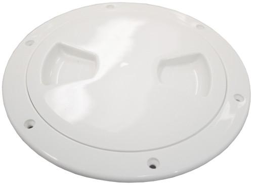 Inspect Port -125mm White