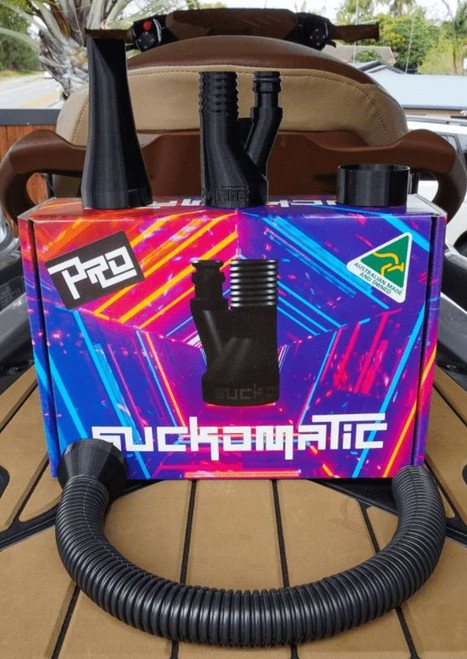 Suckomatic Pro