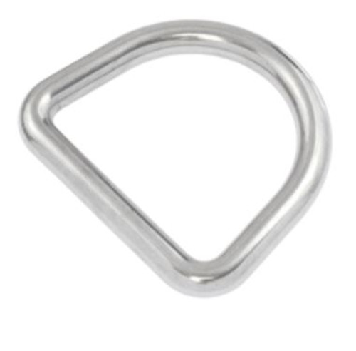 D Ring 6mm x 40mm
