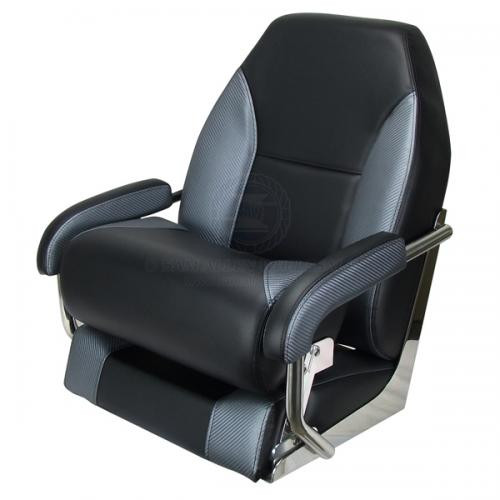 Helm Seat - Pelagic Series with High Back Thigh Rest Up