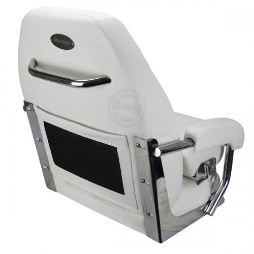 Rear View - Helm Seat - Pelagic Series with High Back