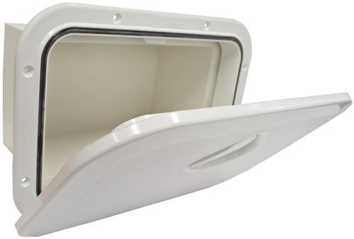 Nuova Rade Hatch -Deluxe Box White