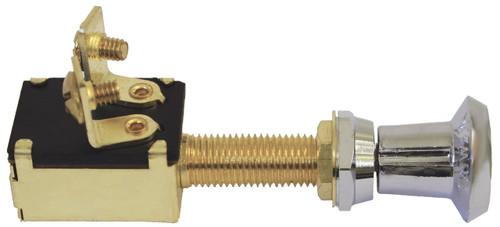 Switch Brass 2 Position