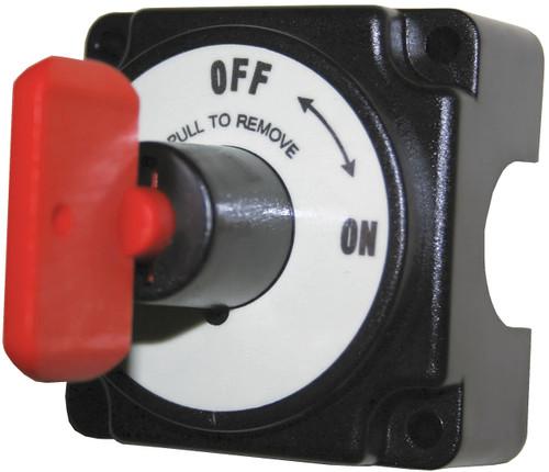 Mini Batt Isolator W/Key
