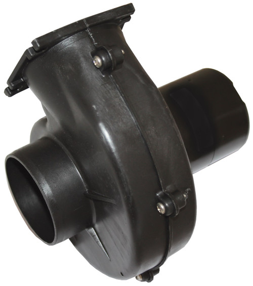 Jabsco Heavy Duty Blower - Flange Mount 24v