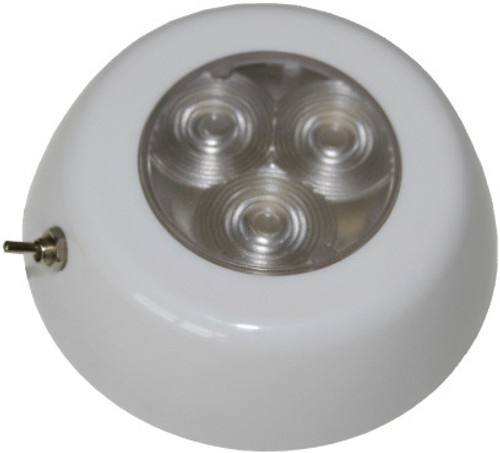 LED Light Surface Wht 12v