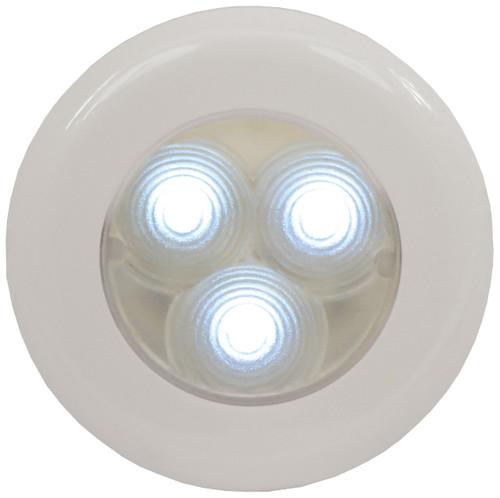 Light -LED Round Wht 12V