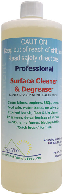 Cleaner & Degreaser 1litre