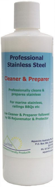 S/S Cleaner/Prepare 500Ml