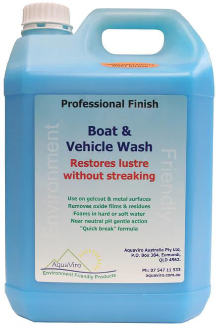 Professional Boat Wash 5L