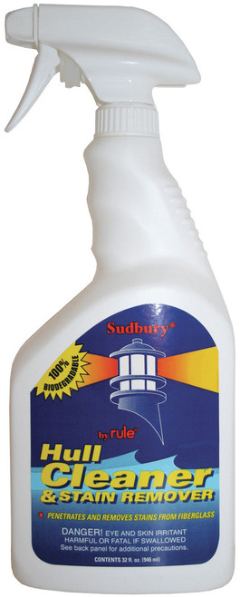 Hull Stain Remover 946 Ml