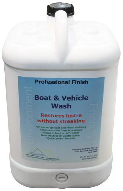 Aquaviro Boat Wash 25litre