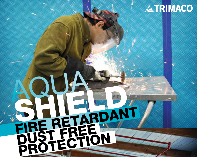 Something new at ABS...Aqua Shield Surface Protection