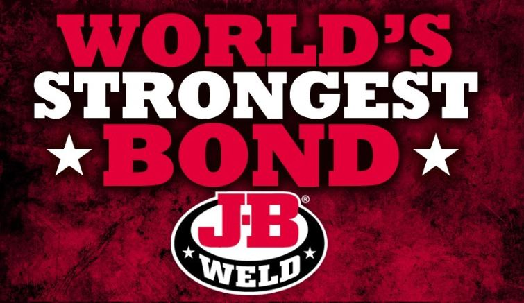 Have you heard of J-B Weld? - World's Strongest Bond!