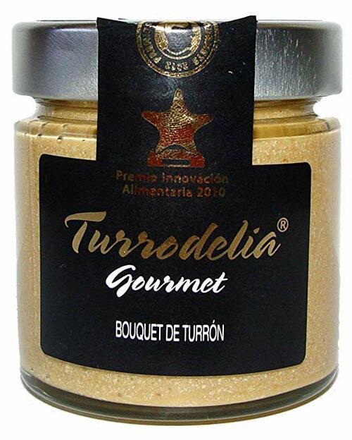 Crema de Almendra - Turrodelia Gourmet Premium