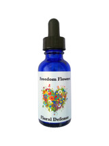 Floral Defense flower essence bottle