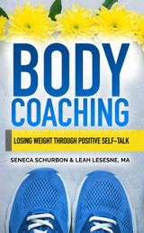 Cover of Body Coaching book - yellow chrysanthemums with blue running shoes.