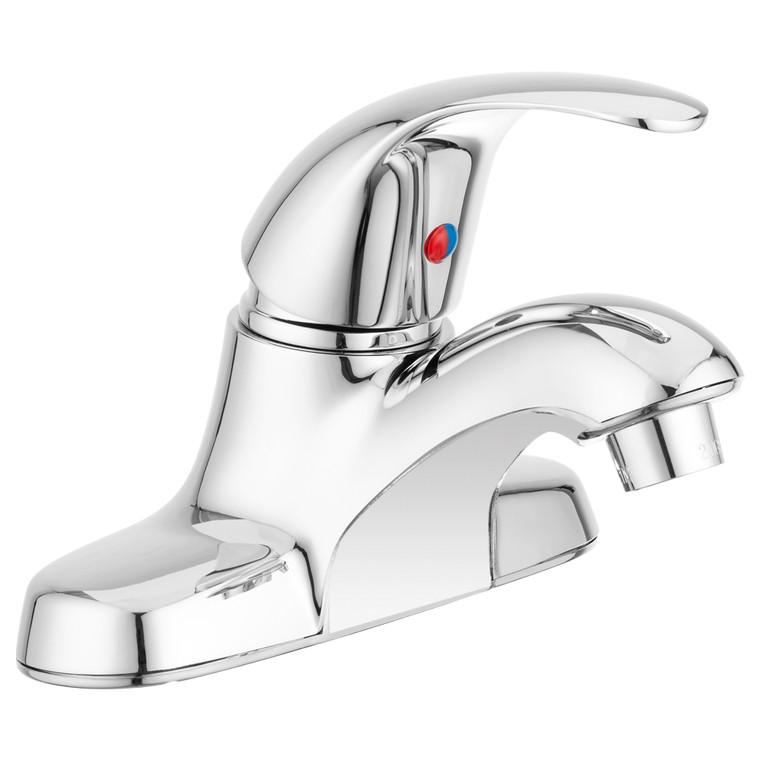 Heavy Duty Arc Single Lever RV Bathroom Faucet