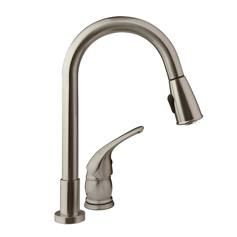 Pull-Down RV Kitchen Faucet