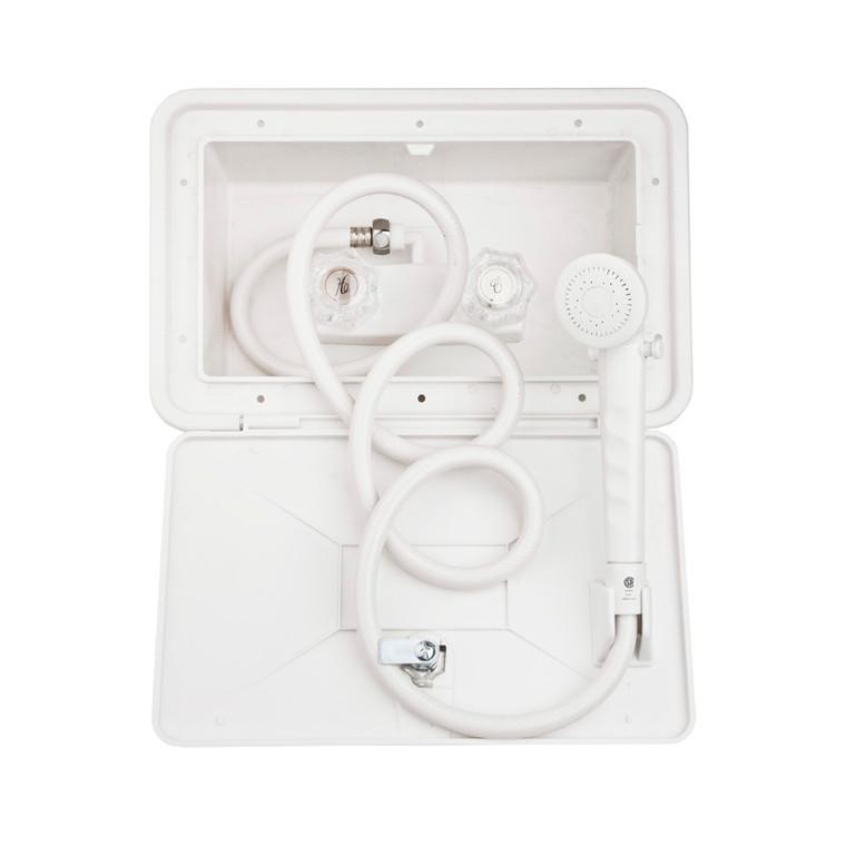 RV Exterior Shower Box Kit