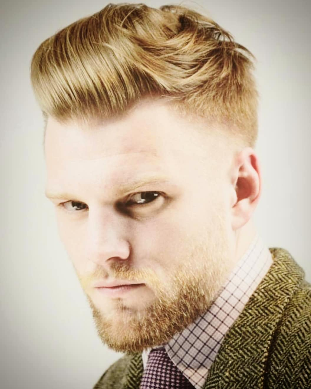 Classic barbering meets modern styling by Ross