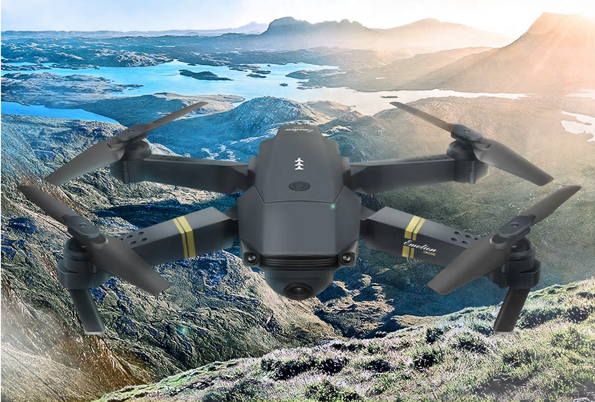 Selfie Quadcopter Conquers—Takes Kenya by Storm...