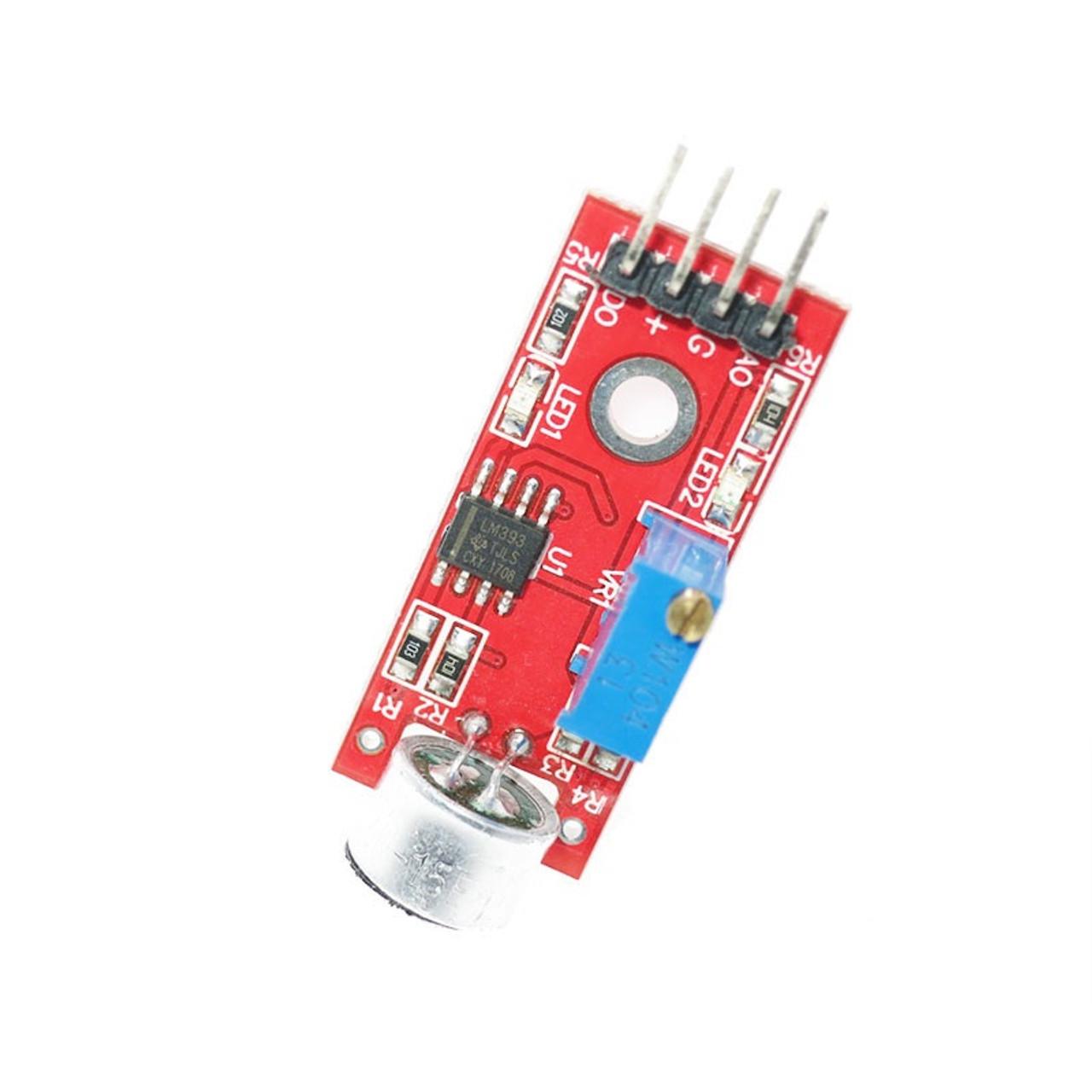 KY-037 Microphone Sound Sensor