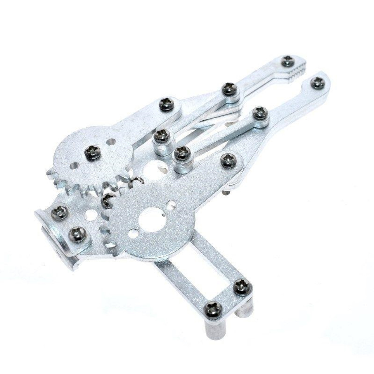 Robot Clamp Gripper Bracket Servo Mount Mechanical Claw Arm Kit For Mg995 Mg996 Sg5010 Servo Cheapest Price From Our Site Parts & Accessories
