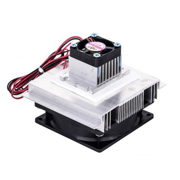 60W Thermoelectric Peltier Cooler Refrigeration